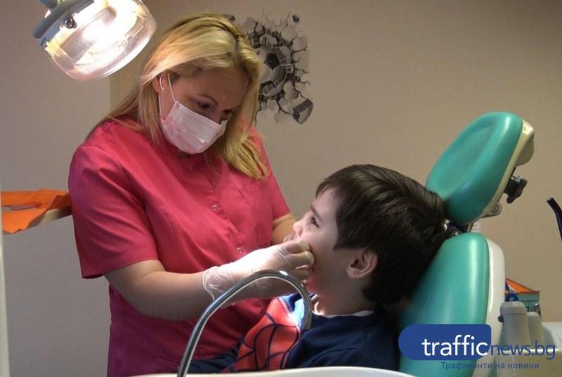 Пловдивски зъболекар - доброволец в кампания на Джейми Оливър