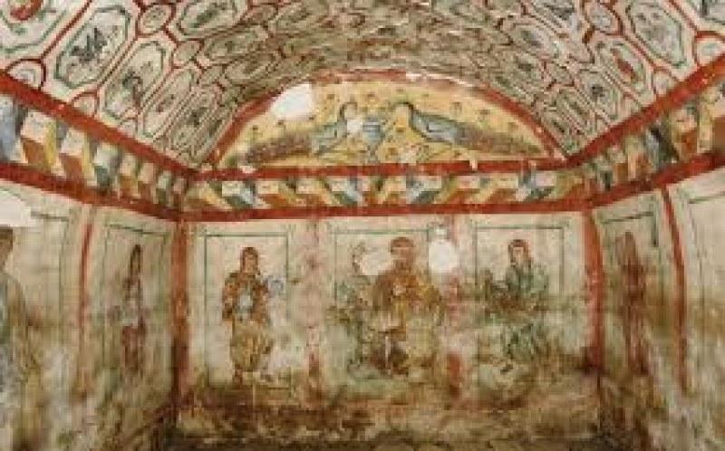 Гробница до Силистра пази следи от могъществото на Рим