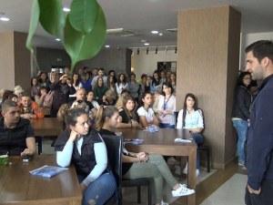 Андрей Новаков пред пловдивски превозвачи: Ще продължим битката за българските шофьори