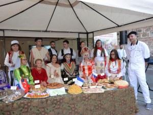 12 етно кухни изкушават пловдивчани със специалитети на кулинарен фест