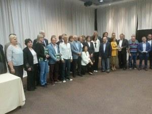 Наградиха 50-те най-велики спортисти на Пловдив