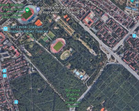 Планът за Борисовата градина в София запали нови спорове