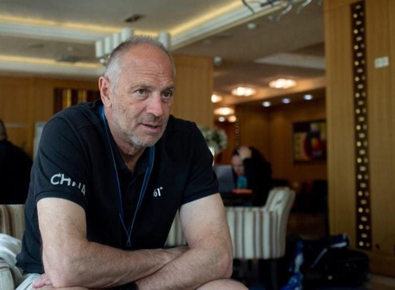 Легендата Стив Редгрейв: Пловдив е фантастичен за спорт