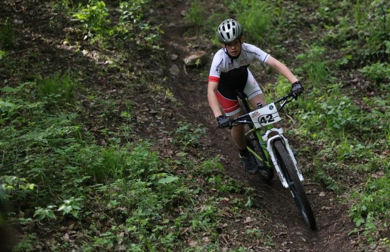 Стотици препускаха по планинските склонове в София с велосипеди