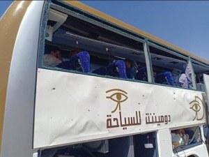 Експлозия разтърси пълен с туристи автобус в Египет