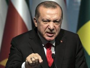 Ердоган: Продължават да атакуват сигурността и икономиката на Турция