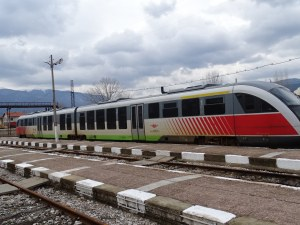 Момиче се хвърли пред влак в Пловдив, в болница е