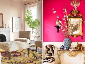 Розов цвят в дизайна на дома? Защо не… и не става въпрос за детска стая