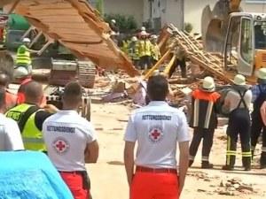 Взрив в жилищна сграда в Германия! Мъж и дете са в неизвестност