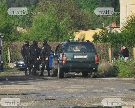 Версия: Чане  получавал информация за полицейските хайки