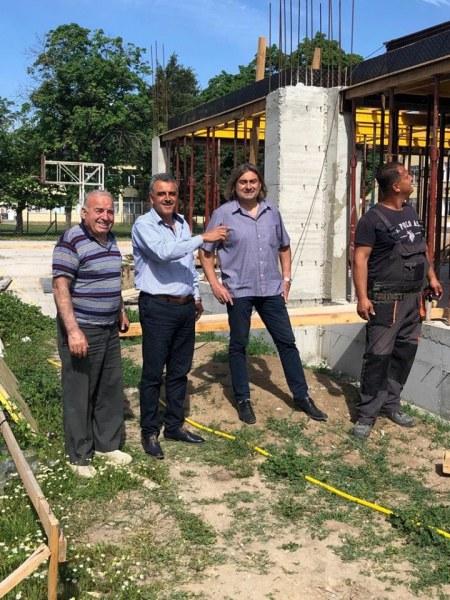 Новата детска градина в Калековец отваря врати на 15 септември
