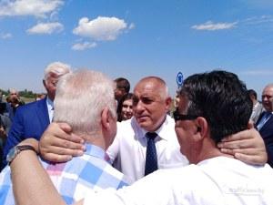 Борисов се ангажира със стадион