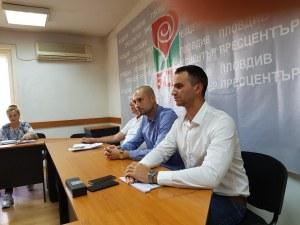 Млад кандидат за евродепутат от Пловдив инициира  среща за проблемите в модерното общество