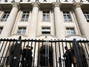 Сигналът за бомба в Съдебната палата - фалшива тревога