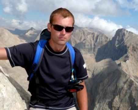 Родителите на загиналия алпинист Иван Томов събират пари да върнат тялото му