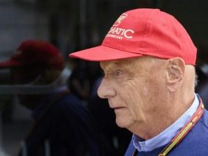 Трагична вест: Почина шампионът от Формула 1 Ники Лауда