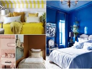 Дизайнът на спалнята: Малко цвят никога не е излишен