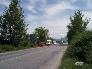 Кола и микробус се удариха на Околовръстното на Пловдив