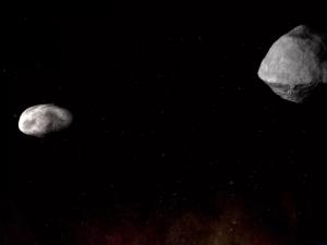 Потенциално опасен астероид с луна ще прелети близо до Земята