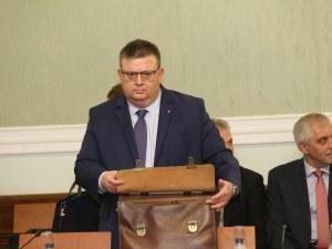 Цацаров погна партийните субсидии: Да се провери дали взимат с 2.32 лв. повече!