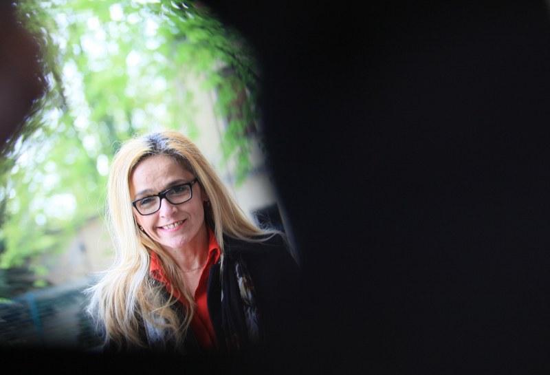 Домашната арестантка Иванчева – на предизборна обиколка. Днес е в Пловдив