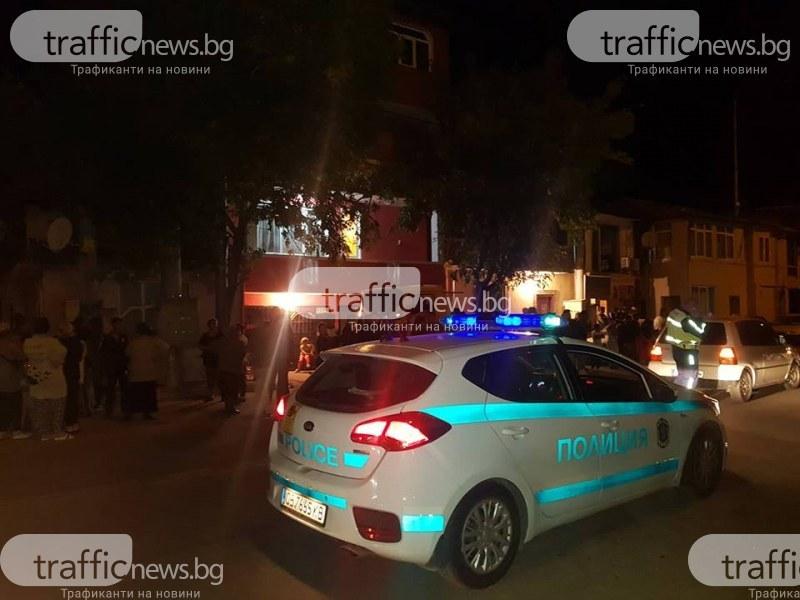 Арест в Столипиново след купата на Локо Пловдив - фенове вдигнаха щур купон в махалата