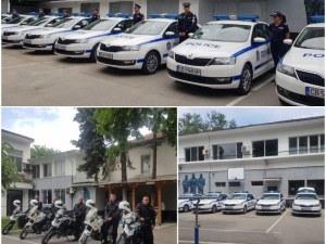 14 нови патрулки тръгнаха по пловдивските улици
