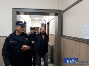 Любимият на Мегз - вън от ареста, Рончев излиза срещу 5 бона
