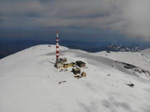 Зимна приказка през пролетта: Да се качиш на тавана на Балкана