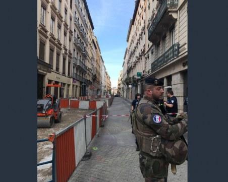 13 ранени при експлозия на пешеходна улица в Лион