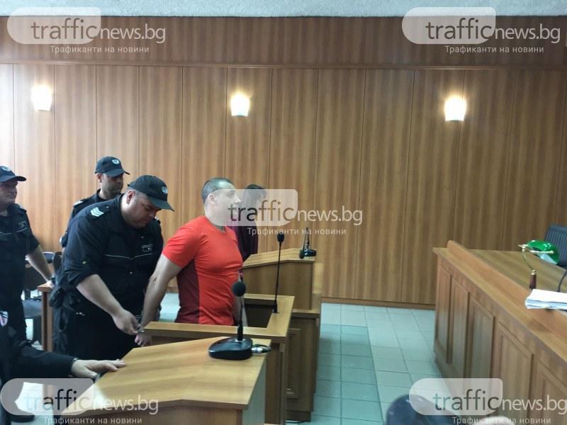 Дечкин, обвинен в убийството на милионерката Балабанова, остава в ареста