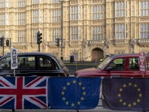 Великобритания вече избра евродепутати