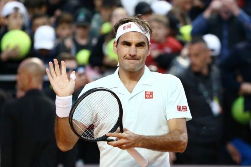 Защо Роджър Федерер три години не игра на