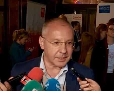 Станишев: Разочароващо. Имаше паралелни кампании на всички кандидати