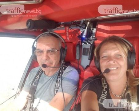 Загиналата Вяра Иванова си взела отпуск за фаталния полет