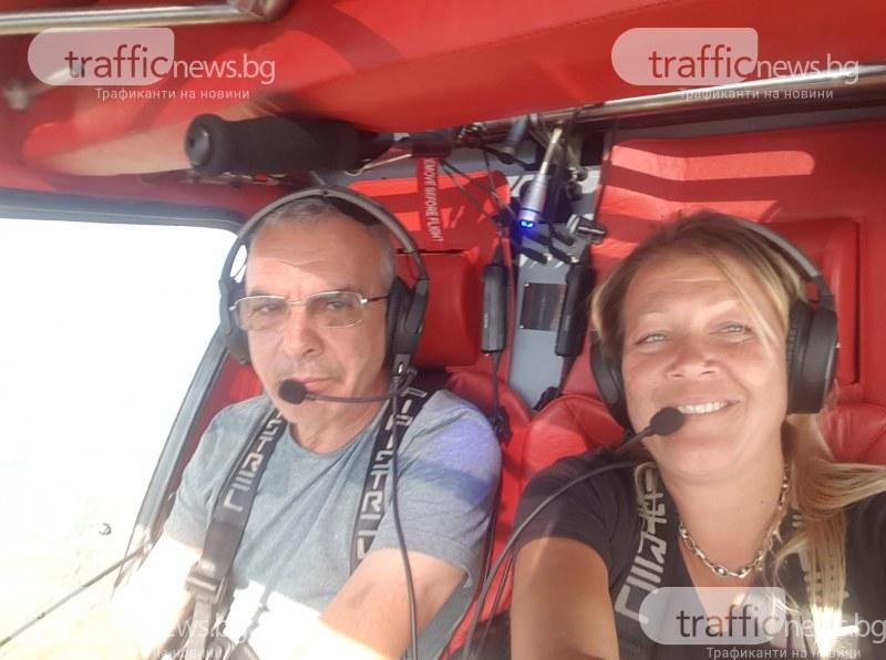 Красивата Снежанка от авиобаза Крумово и шефът на аероклубовете в България са загиналите в самолетната катастрофа
