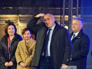 Бойко Борисов отказа първи коментар след победата на евровота