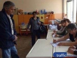 """Едва 22,16 % от пловдивчани гласуваха до 17:30 часа, невиждано ниска активност в """"Източен"""""""