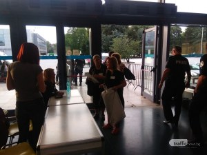 Рекордно ниска избирателна активност в Пловдив, първите бюлетини пристигнаха в Панаира