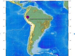 Много силен трус от 8.0 по Рихтер разтърси Перу