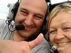 Загиналата в самолетната катастрофа от Крумово - близка със загиналия преди месец в Оризари