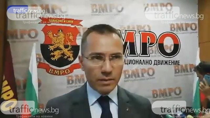 Воеводата Джамбазки пред TrafficNews: Във ВМРО очакваме втори мандат!