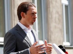 Курц спечели евроизборите в Австрия, но загуби вота на доверие