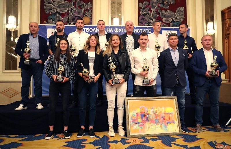 Тодор Неделев е Футболист №1 на България