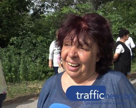 На 20 км от Пловдив: Не могат да погребат починали заради липсата на вода