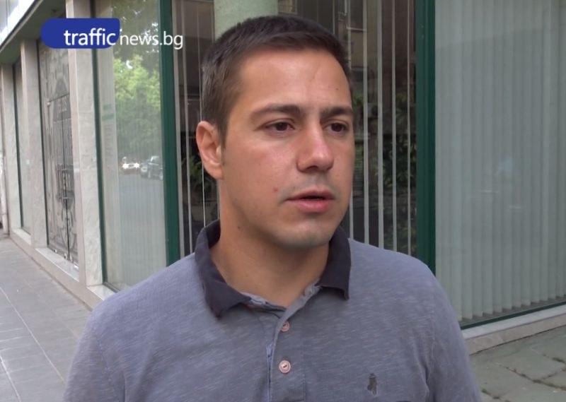 Арестуваният с Камбуров: Задържаха ме, защото съм се правил на репортер!