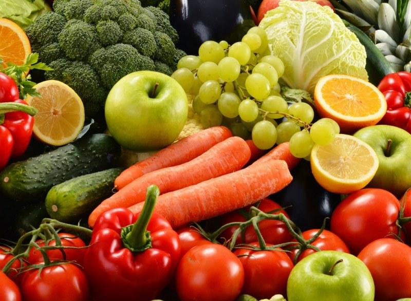 Пресните плодове и зеленчуци борят депресията