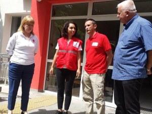 БЧК-Пловдив и Турският Червен полумесец помогнаха на млади хора с увреждания