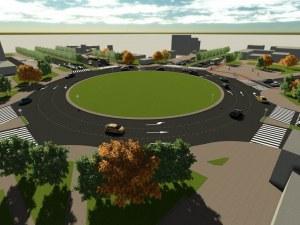 Изграждат кръгово на едно от най-натоварените кръстовища в Пловдив