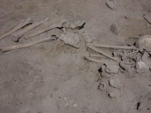 Рядка археологическа находка: Гроб на над 7 хиляди години открит в Слатина
